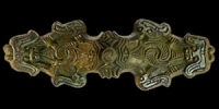 Viking Equal-Arm Brooch