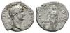 Hadrian - Providentia Denarius
