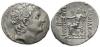 Seleukid - Antioch - Alexander II - Zeus Tetradrachm