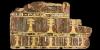 Cartonnage with Djed Pillars