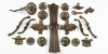Horse Harness Mount Collection