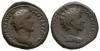 Antonius Pius & Marcus Aurelius - Double Portrait As