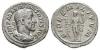 Maximinus I - Fides Militum Denarius