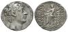 Syria - Antiochos X Eusebus Philopater - Zeus Tetradrachm
