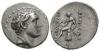 Seleucid - Seleukos IV Philopator - Apollo Delphios Tetradrachm