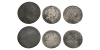 William III - Shilling and Sixpences [3]
