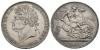 George IV - 1821 - Crown