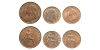 Victoria to Edward VII - 1901, 1897, 1910 - Penny and Halfpennies [3]