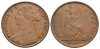Victoria - 1865 - Bronze Penny