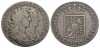 William and Mary - 1689 - Halfcrown