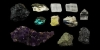 Mixed Mineral Specimens Group
