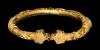 Gold Decorated Bracelet