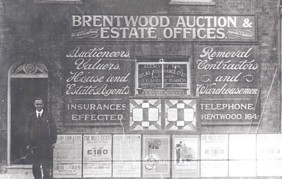 Brentwood Auction