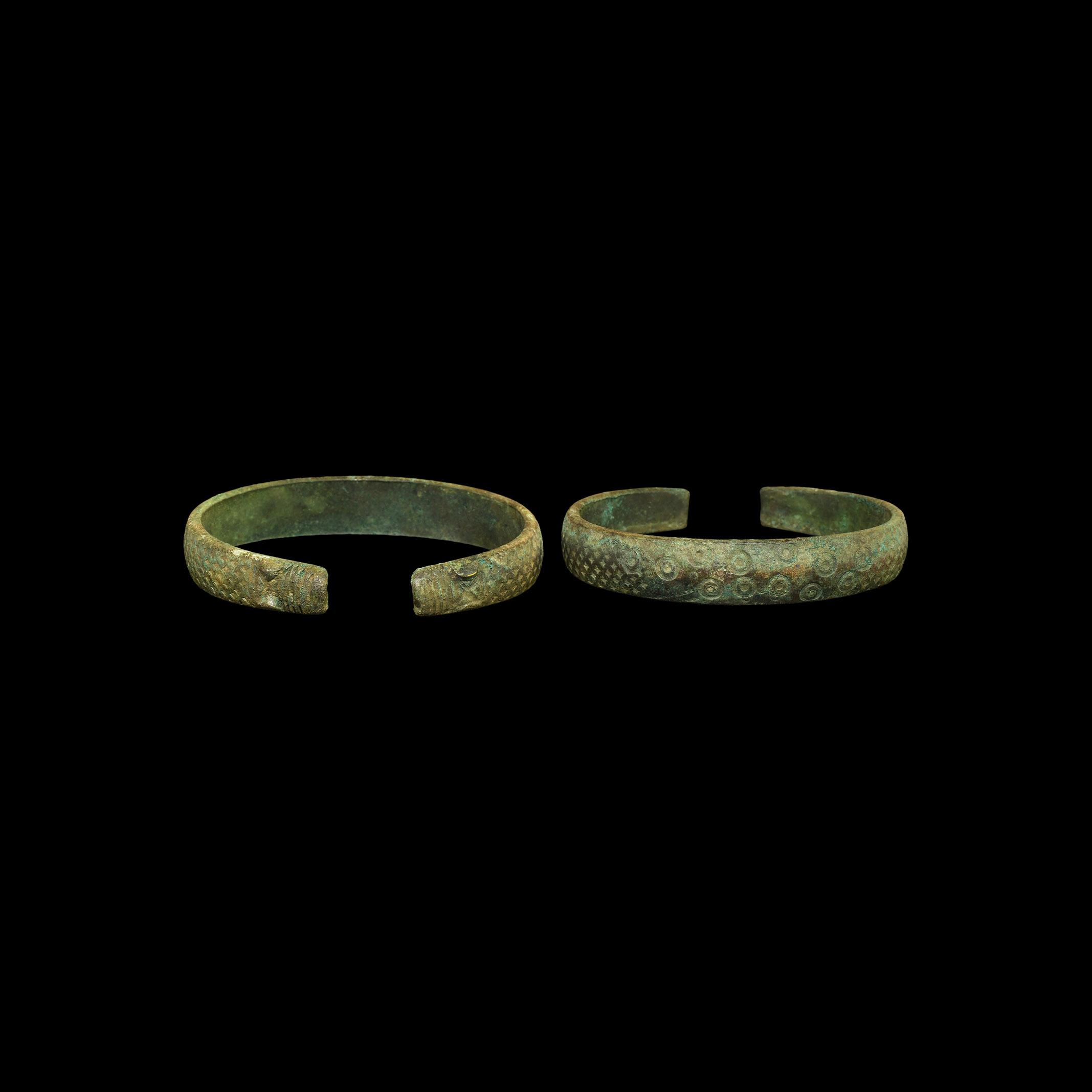 Viking Beast-Headed Bracelet