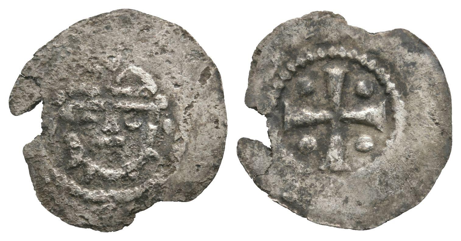 World Coins - German States - Otto III - Chapel Denar