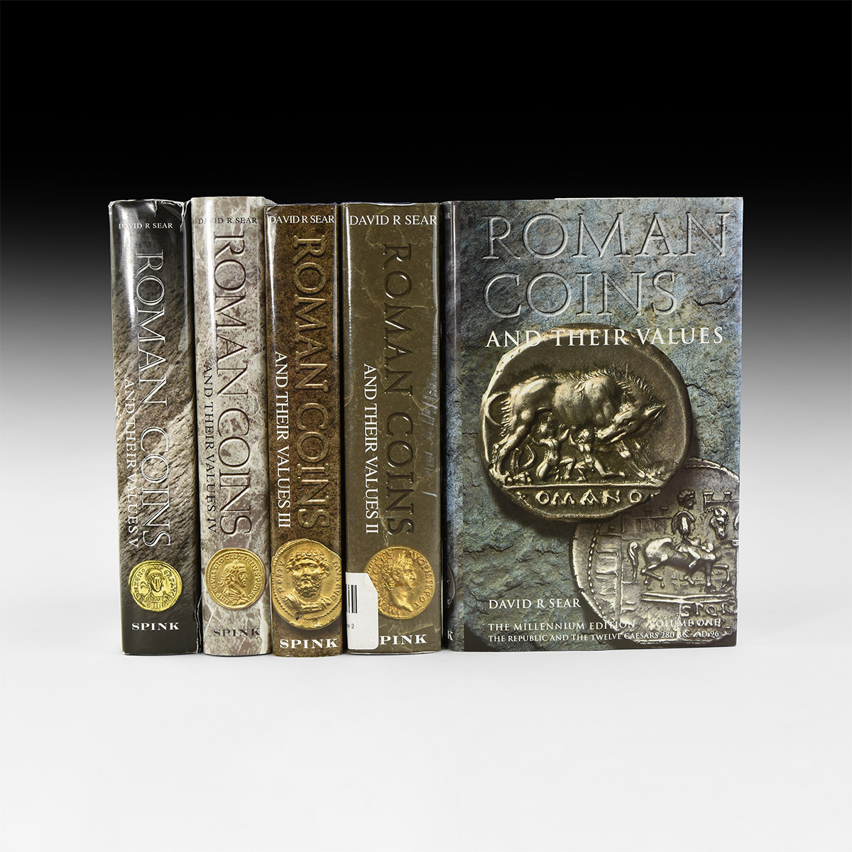 Numismatic Books - Sear - Roman Coins and their Values - LotSearch de