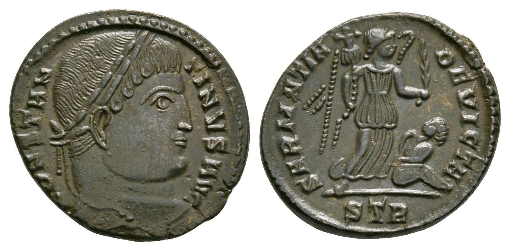 Roman Imperial Coins - Constantine I (the Great) - Sarmatia Bronze
