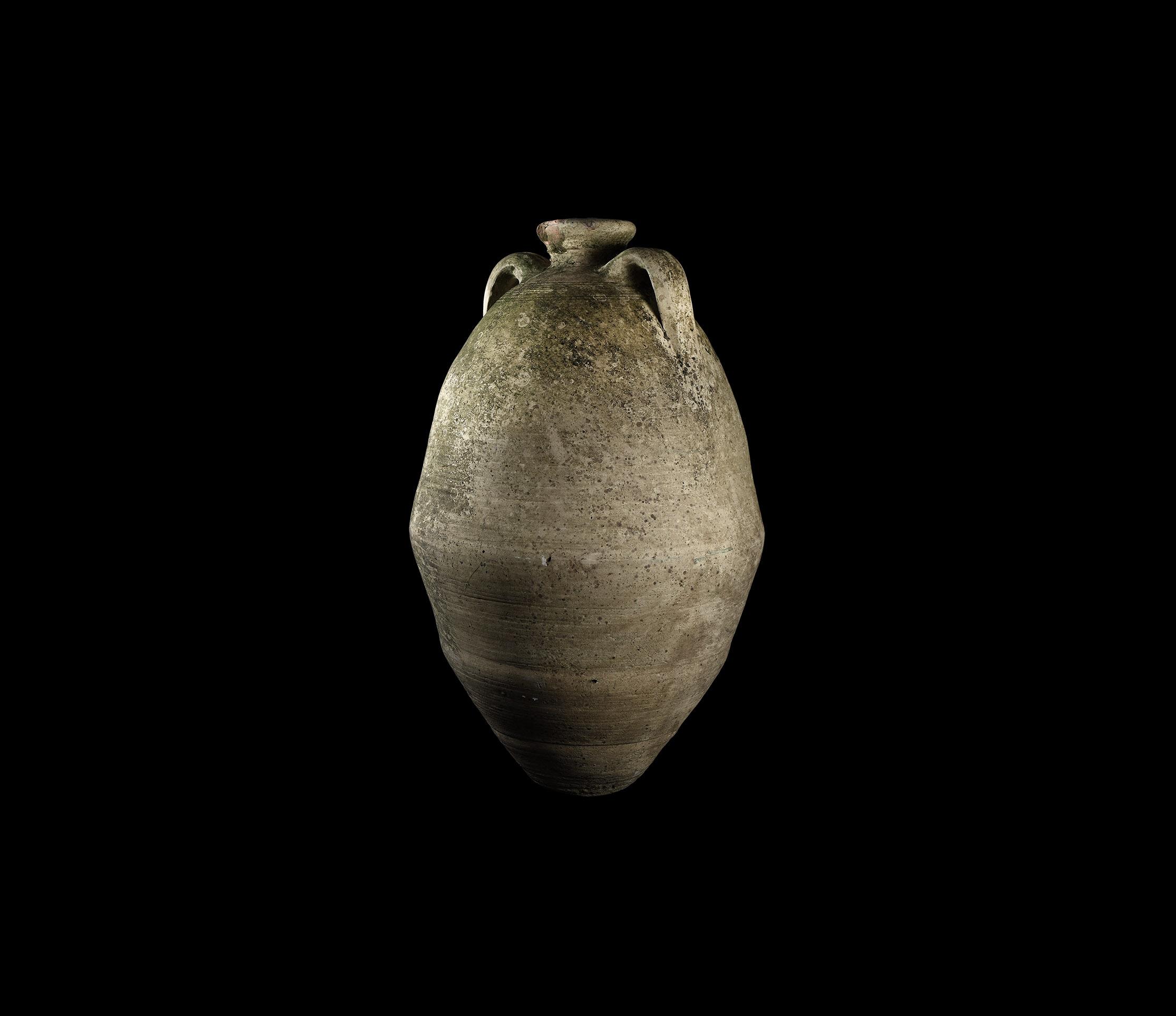 Large Byzantine Amphora