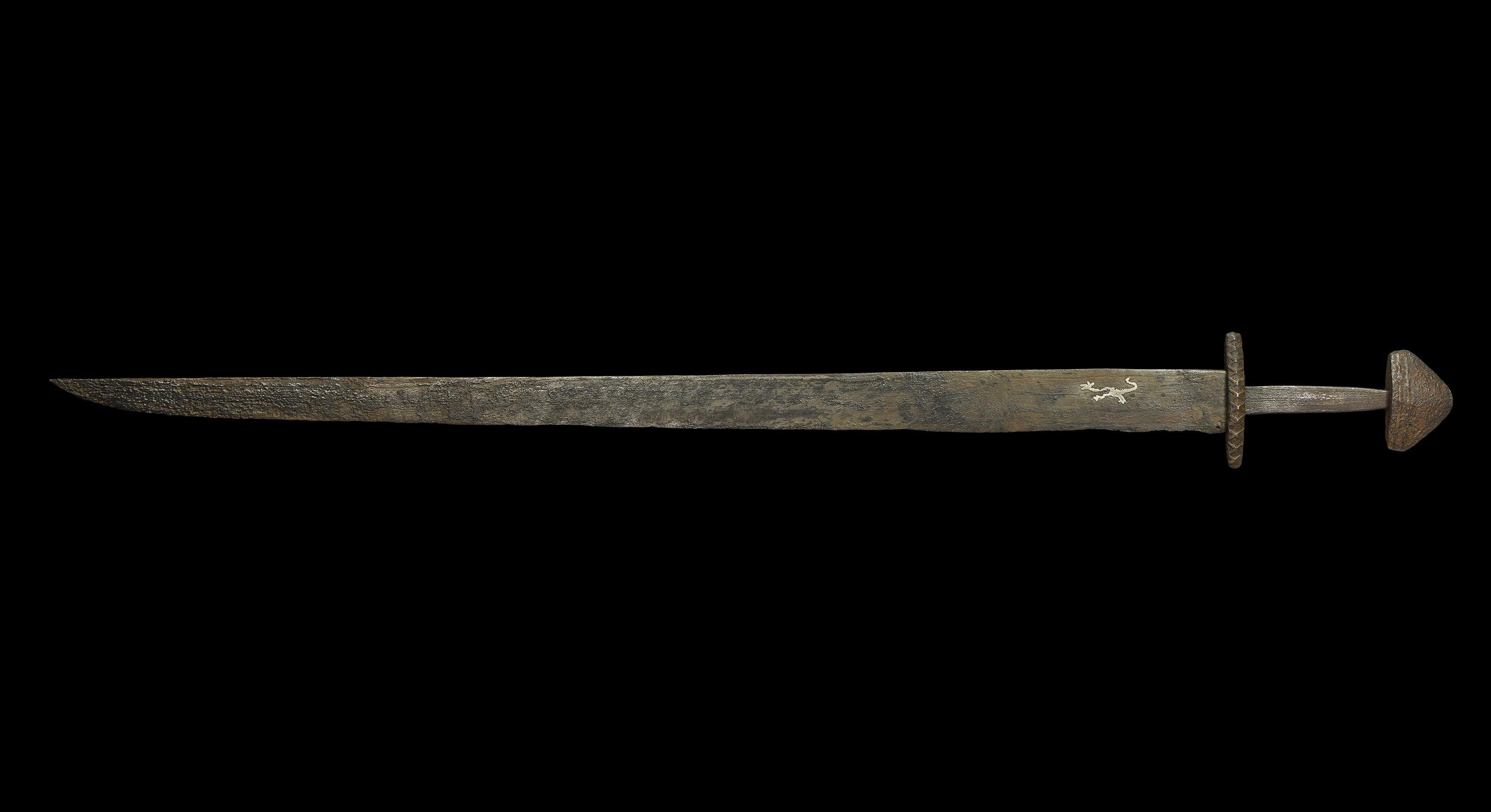 Viking Single-Edged Petersen Type C Sword