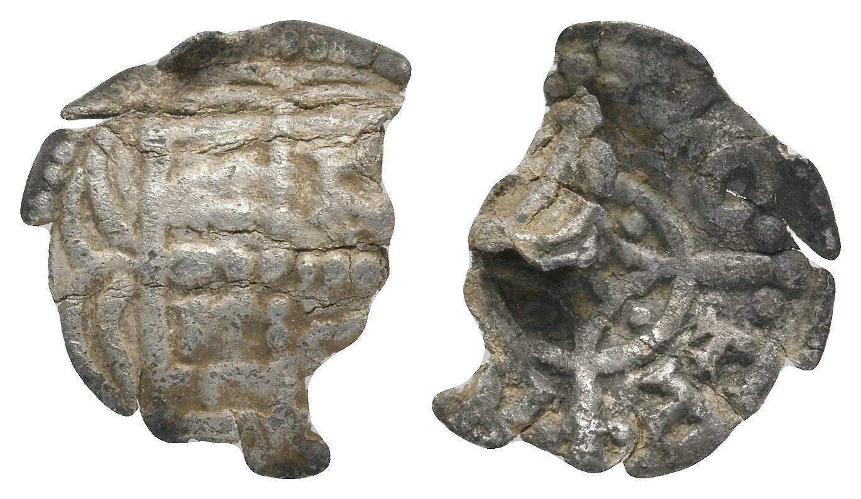 Anglo-Saxon Coins - Offa - Canterbury / Babba - Crosslet Penny