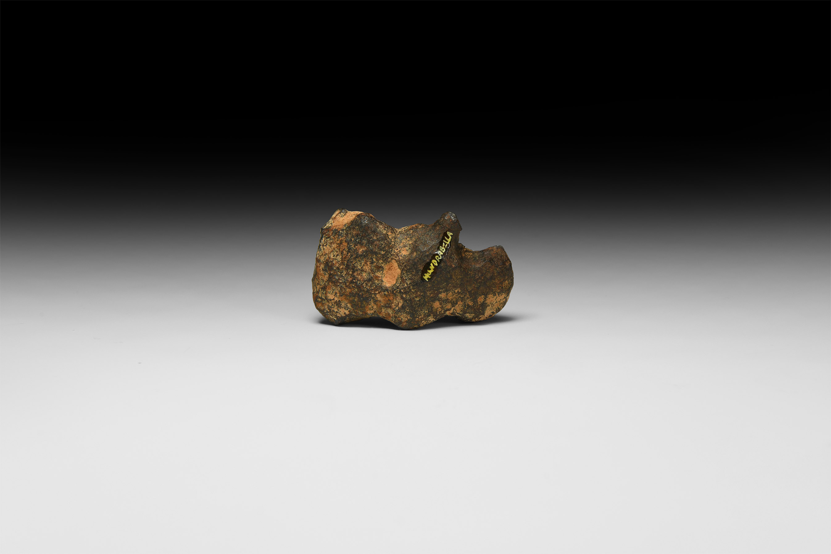 Natural History - Australian Mundrabilla Meteorite