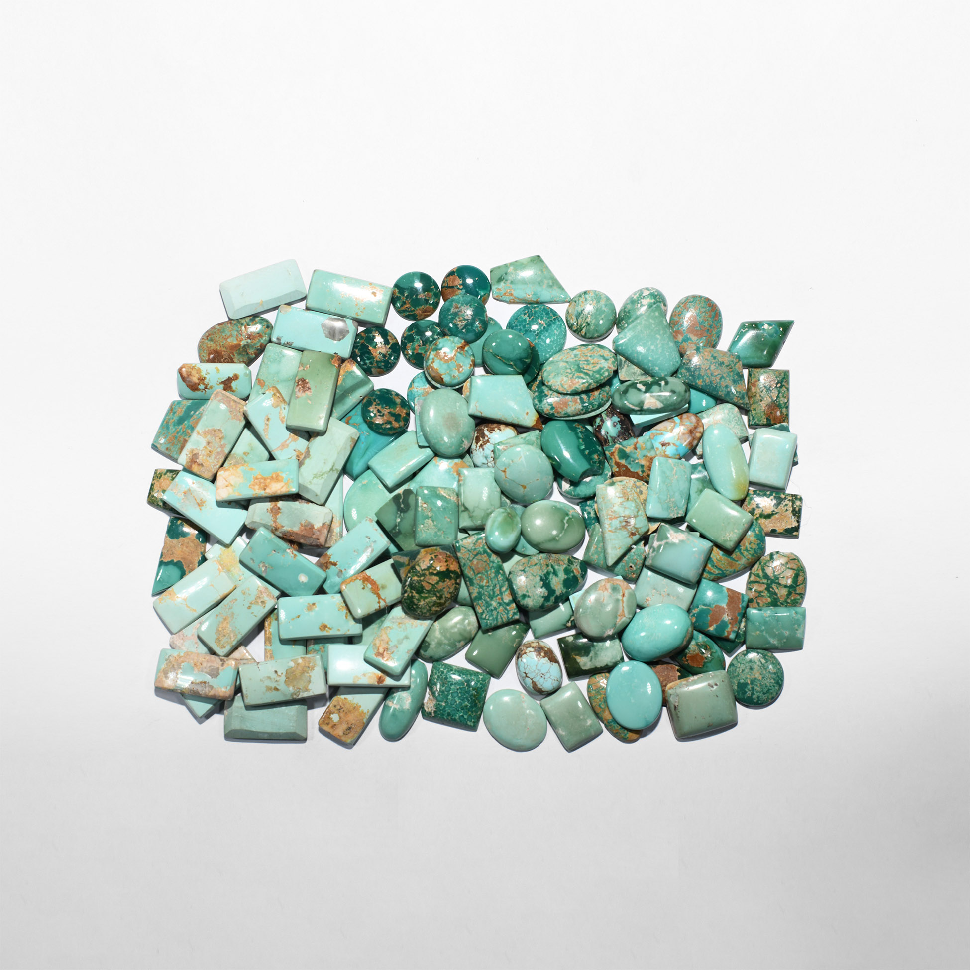 Natural History - Turquoise Gemstone Collection