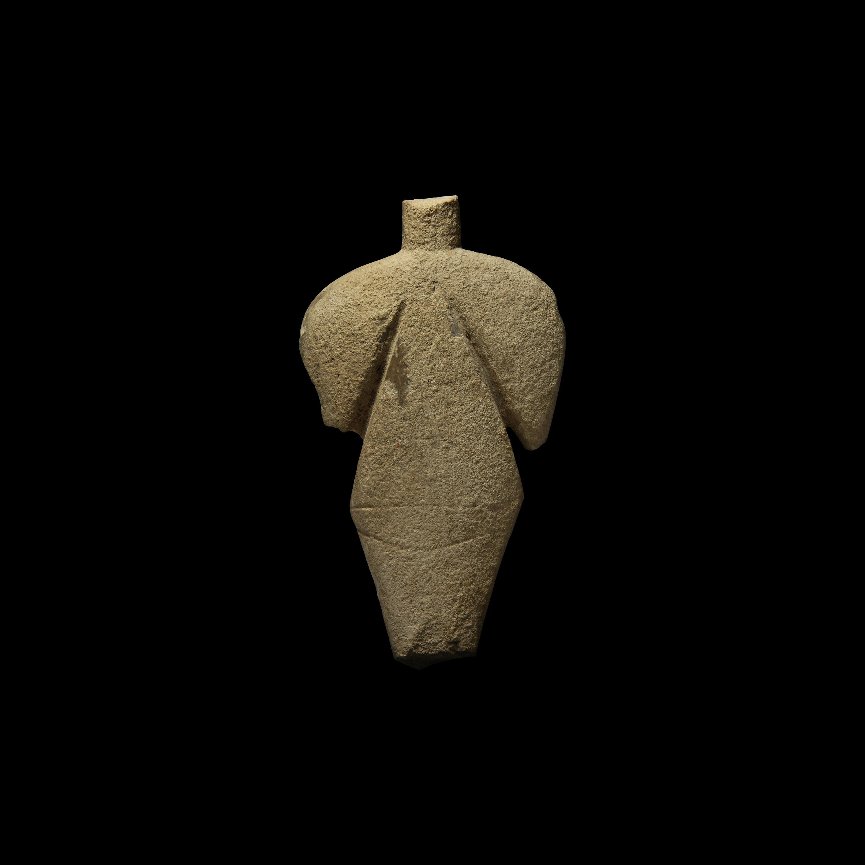 Anatolian Kila Marble Torso