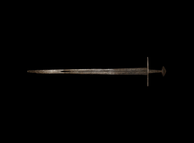 Medieval Oakeshott type Xa Single-Handed Sword