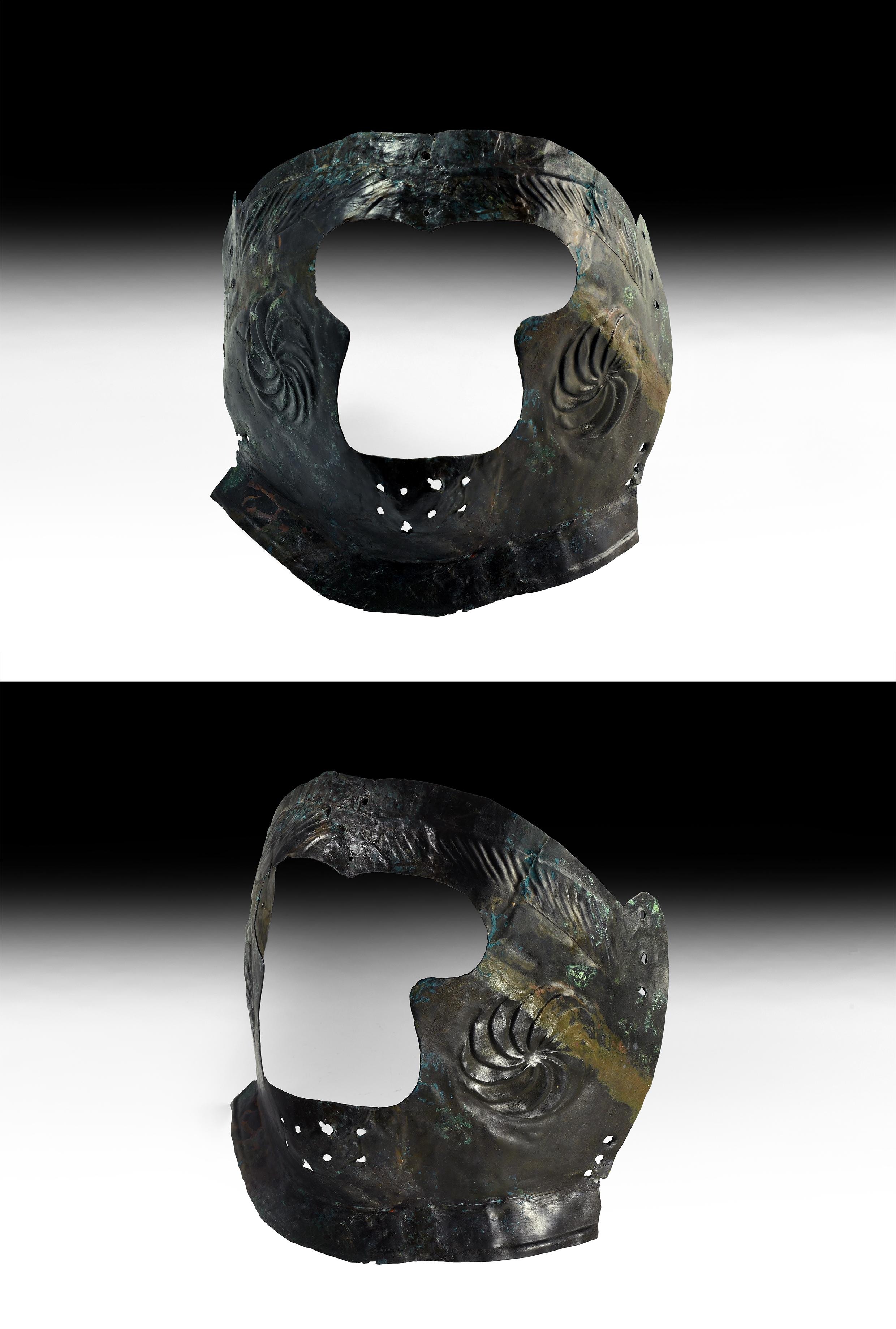 Roman Cavalry Sports Helmet Mask