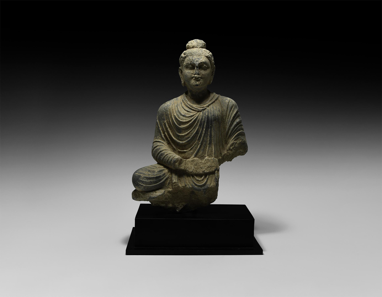 Gandharan Buddha Statue