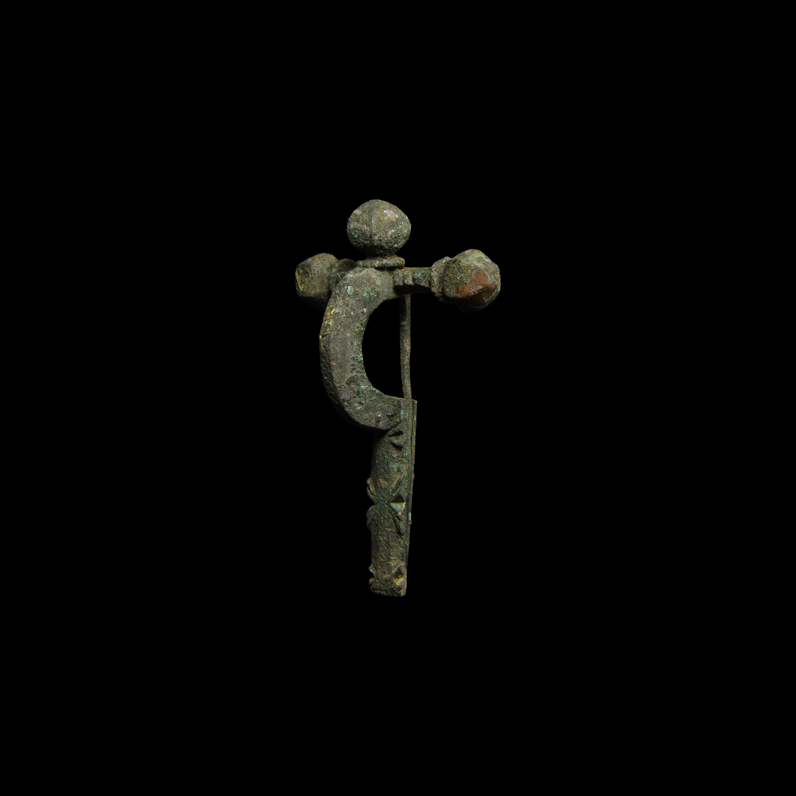 Roman Crossbow Brooch