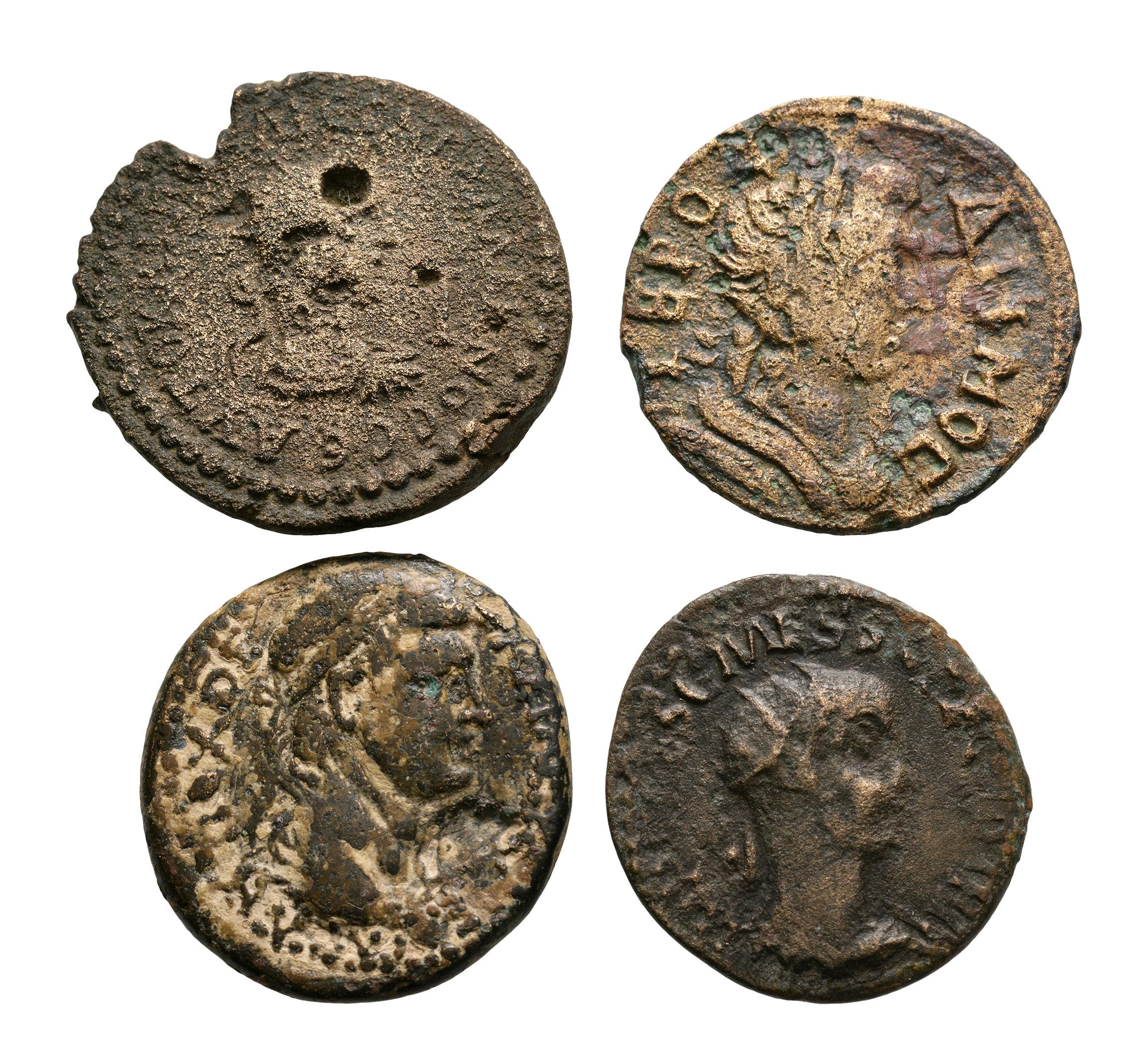 Roman Provincial Coins - Mixed Bronzes [4]