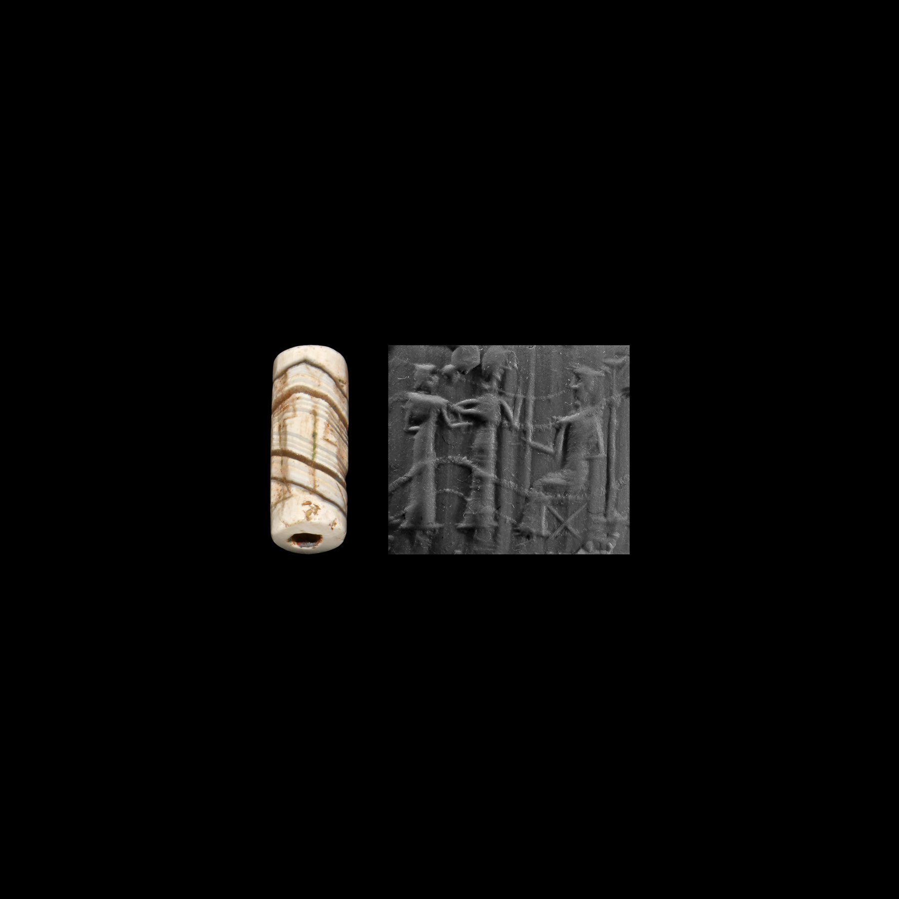 Western Asiatic Cylinder Seal