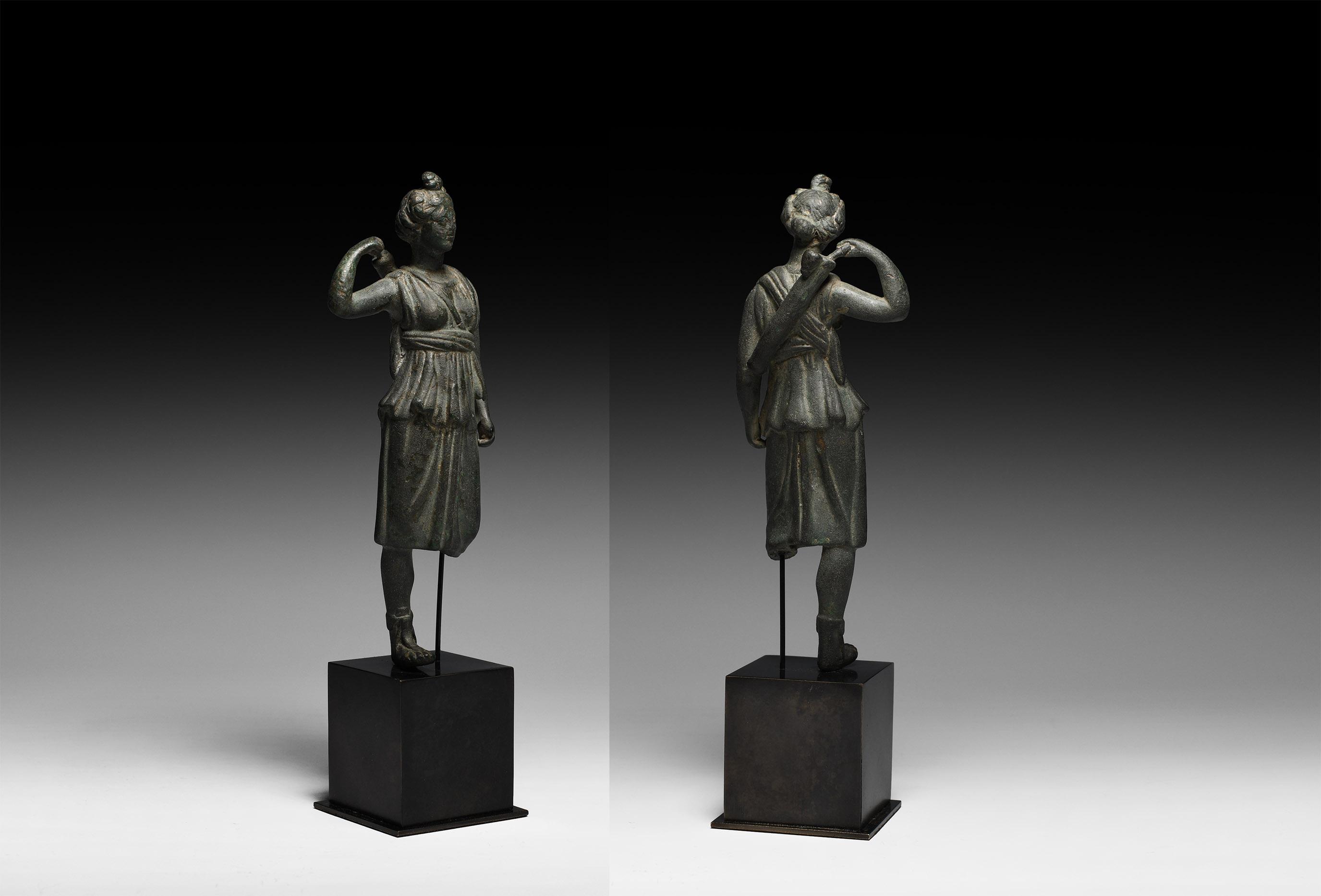 Roman Statue of Diana