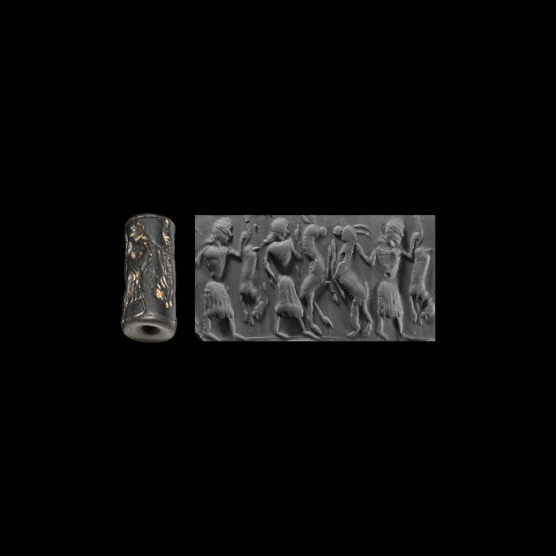 Western Asiatic Cylinder Seal