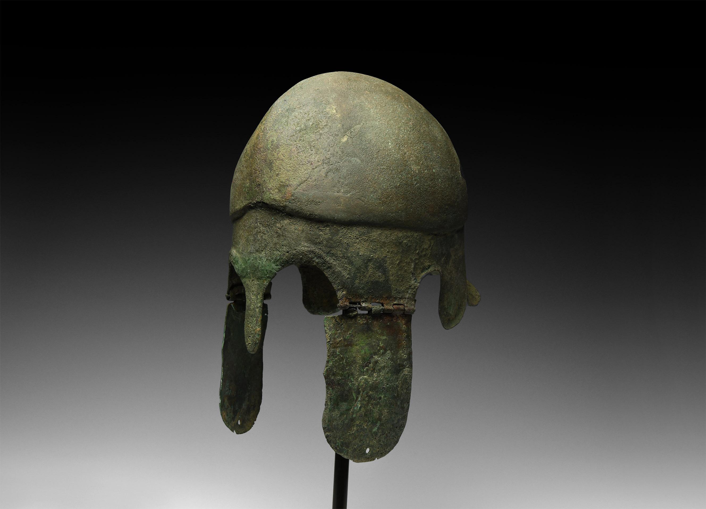 Greek Pontic Chalcidian Helmet