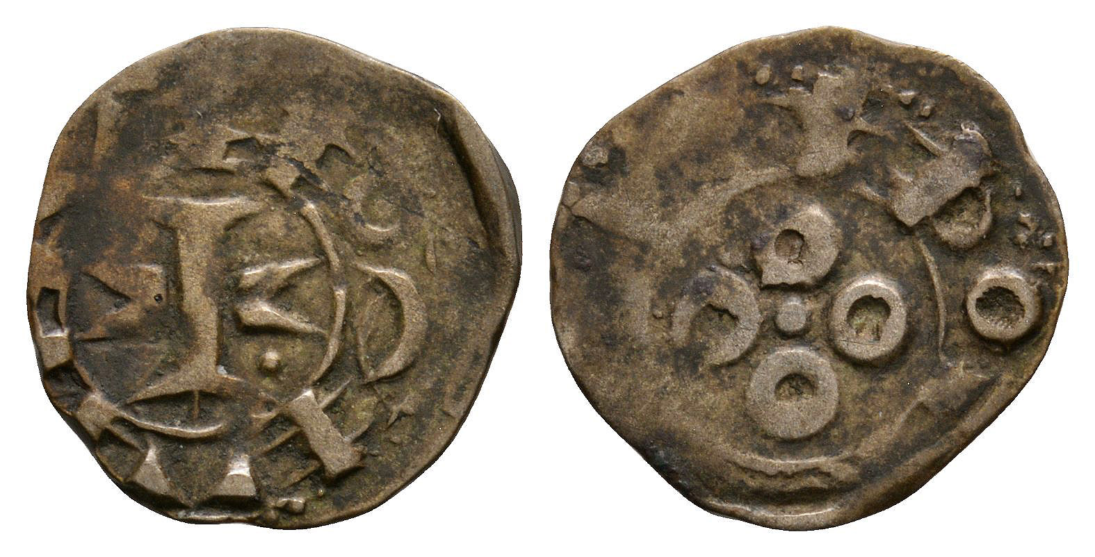 World Coins - France - Languedoc - Melgueil - Bishops of Maguelonne - Anonymous Denier