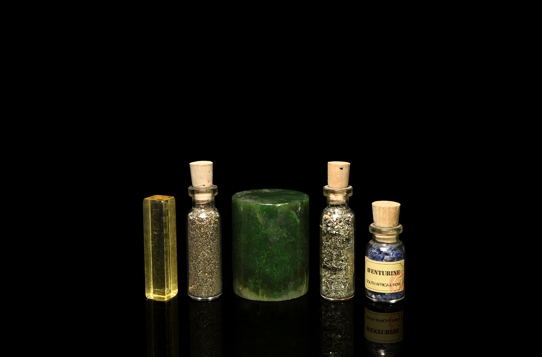 Natural History - Historic Mixed Mineral Specimen Collection