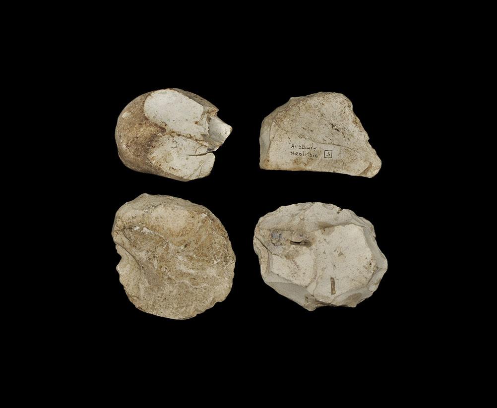 Stone Age British 'Avebury' Implement Group