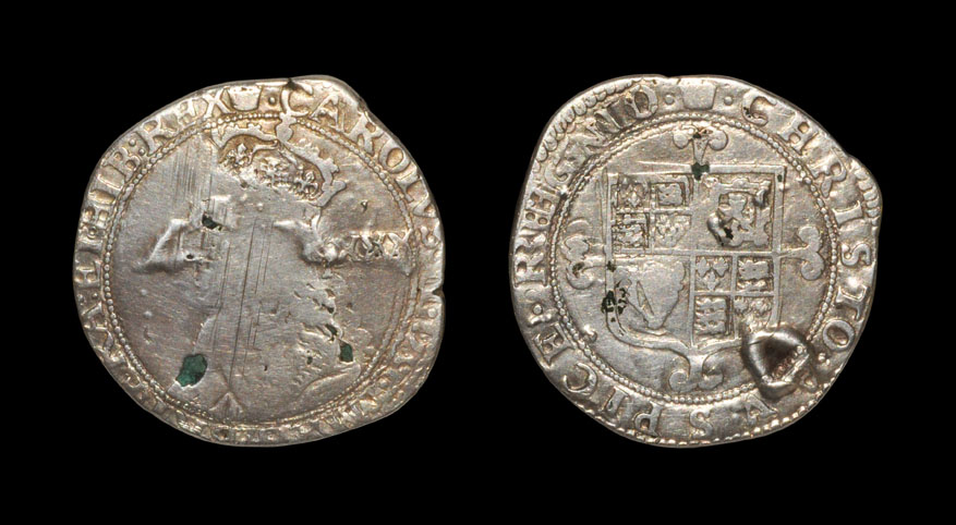 English Stuart Hammered Coins - Charles II - Tower Mint - Contemporary...