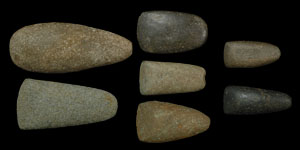 Neolithic Africa - Seven Stone Axes