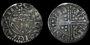 Henry III - Long Cross - Continental Imitation
