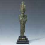 Egypt - Osiris - Bronze Statuette