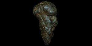 Roman - Bronze Bacchus Mount