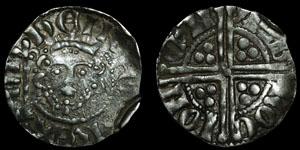 Henry III - Long Cross - Canterbury, Ambroci