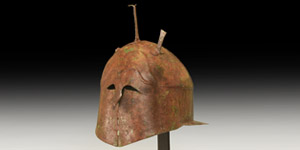 Greek Apulo-Corinthian Helmet