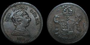 Bristol - Token Penny - 1811