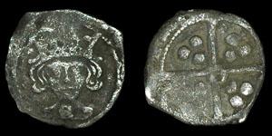 Richard III - Penny - Durham - Bishop Sherwood