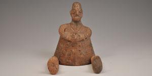 Bronze Age Sumeria - Votive Temple Figurine