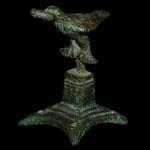 Roman - Bronze Eagle with Wreath